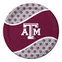 Texas A&M Paper Luncheon Plates