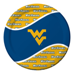 University of West Virginia Paper Luncheon Plates