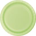 Pistachio Paper Banquet Dinner Plates