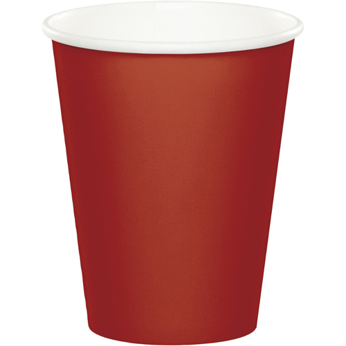 Brick Paper Beverage Cups