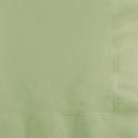 Sage Green Beverage Napkins - 500 Count