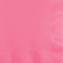 Candy Pink Beverage Napkins - 500 Count