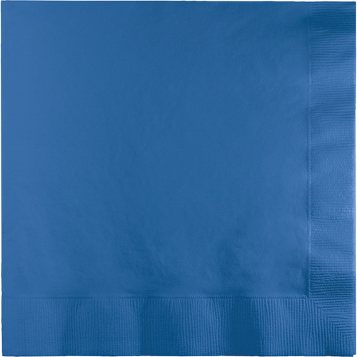 True Blue Luncheon Napkins - 500 Count
