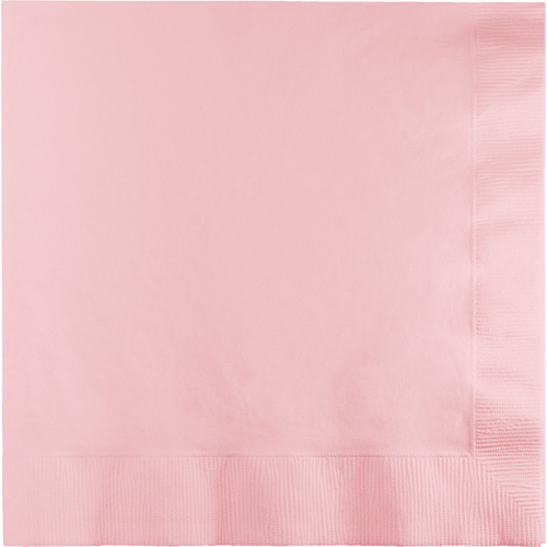 Pink Luncheon Napkins - 500 Count