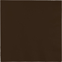 Chocolate Brown Luncheon Napkins - 500 Count