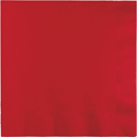 Classic Red Dinner Napkins - 250 Count