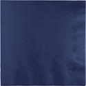 Navy Blue Dinner Napkins - 250 Count