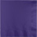 Purple Dinner Napkins - 250 Count
