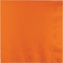 Sunkissed Orange Dinner Napkins - 250 Count