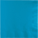 Turquoise Dinner Napkins - 250 Count