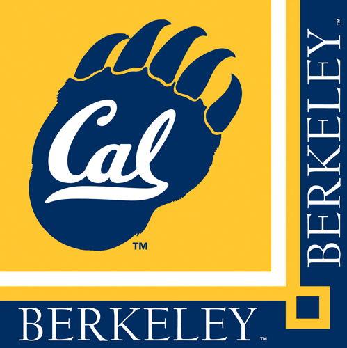 UC Berkeley Beverage Napkins – Cocktail