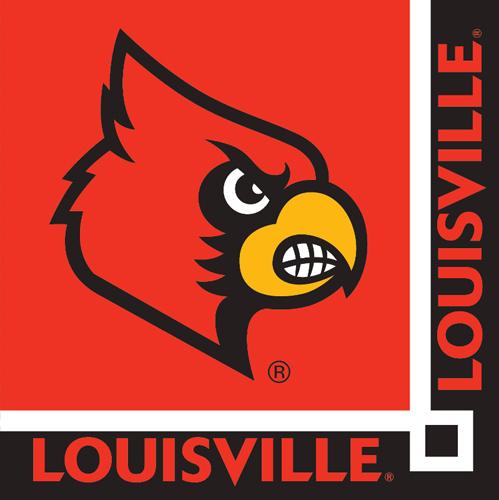 University of Louisville Beverage Napkins