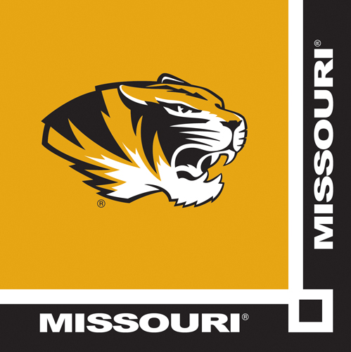 University of Missouri Beverage Napkins