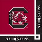 University of South Carolina Beverage Napkins