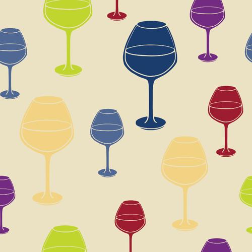 Sonoma Wine Beverage Napkins – Stems