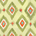 Global Tapestry Beverage Napkins - Delhi