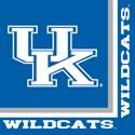 University of Kentucky Luncheon Napkins