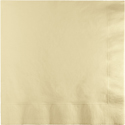 Ivory Luncheon Napkins - 600 Count