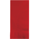 Classic Red Dinner Napkins - 600 Count