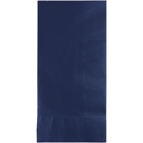 Navy Blue Dinner Napkins - 600 Count