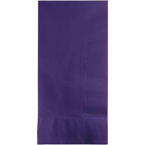 Purple Dinner Napkins - 600 Count