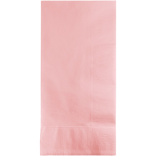 Pink Dinner Napkins - 600 Count