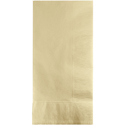Ivory Dinner Napkins - 600 Count