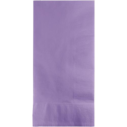 Lavender Dinner Napkins - 600 Count