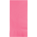 Candy Pink Dinner Napkins - 600 Count