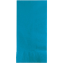 Turquoise Dinner Napkins - 600 Count