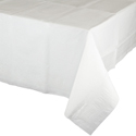 White Paper Banquet Table Covers