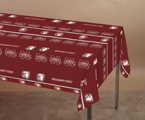 Mississippi State Plastic Banquet Table Covers