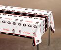 University of Georgia Plastic Banquet Table Covers