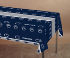 Penn State Plastic Banquet Table Covers