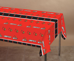 University of Louisville Plastic Table Covers