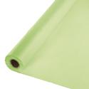 Pistachio Plastic Table Cloths - Rolls