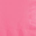 Candy Pink Beverage Napkins - 600 Count
