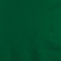 Hunter Green Beverage Napkins - 600 Count