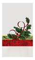 Holiday Traditions Recycled Dinner Napkins