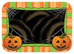 Halloween Paper Tray Mats