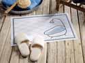 Tile & Tub Paper Bath Mats