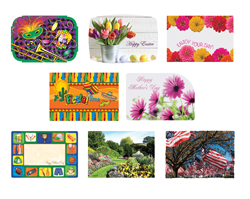 Spring & Summer Multipack Placemats