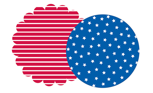 Fourth of July Paper Placemats