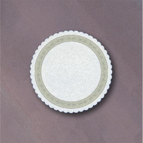 Round Regal Cellulose Coasters