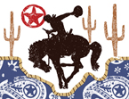 Cowboy Themed Party Invitations