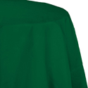 Hunter Green Octy-Round Paper Table Covers