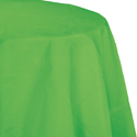 Citrus Green Octy-Round Paper Table Covers