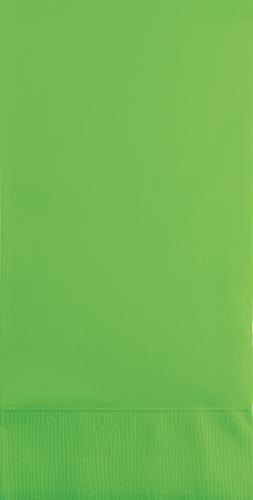 Citrus Green Paper Guest Hand Towels
