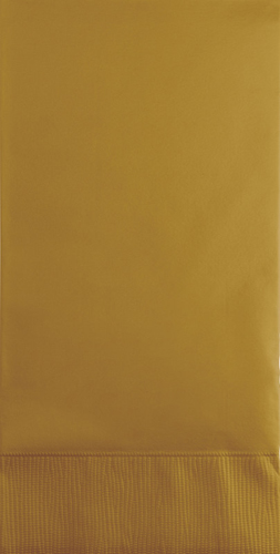 Gold Paper Guest Hand Towels