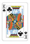 Card Night King Cutouts